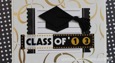 Spotofteadesigns.com Class of 2013 Graduation Cards