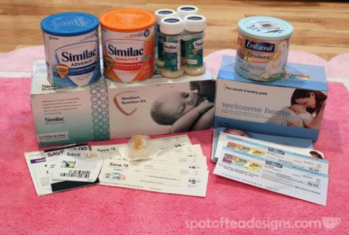 Free Baby Formula for new moms | spotofteadesigns.com