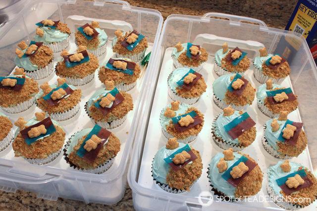 Top 10 Favorite Baking Accessories: Cupcake Carrier | spotofteadesigns.com