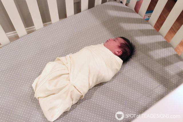 How my kids sleep safely with @Halosleepsack #Halosleepsack #Halosafesleep | spotofteadesigns.com