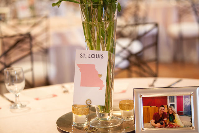 Destination #wedding table numbers - showcase where you've been on your big day! | spotofteadesigns.com