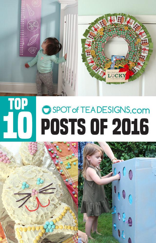 Top 10 posts of 2016 from spotofteadesigns.com