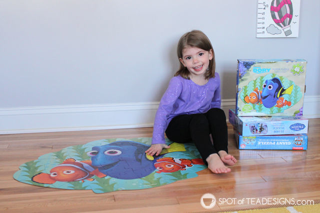 Favorite Products for a 3 year old - mom and toddler approved - Puzzles | spotofteadesigns.com
