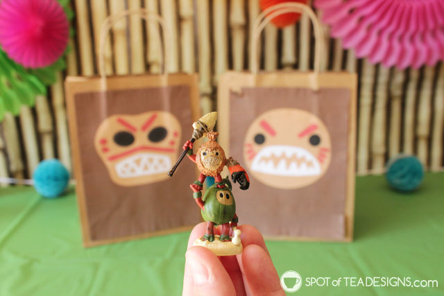photo regarding Kakamora Printable identified as Moana Get together Printables toward down load free of charge and employ the service of at your get together!