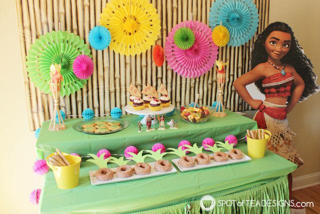 Moana Moana Birthday themed Moana party Moana  birthday decorations Moana Cupcake Wrapper