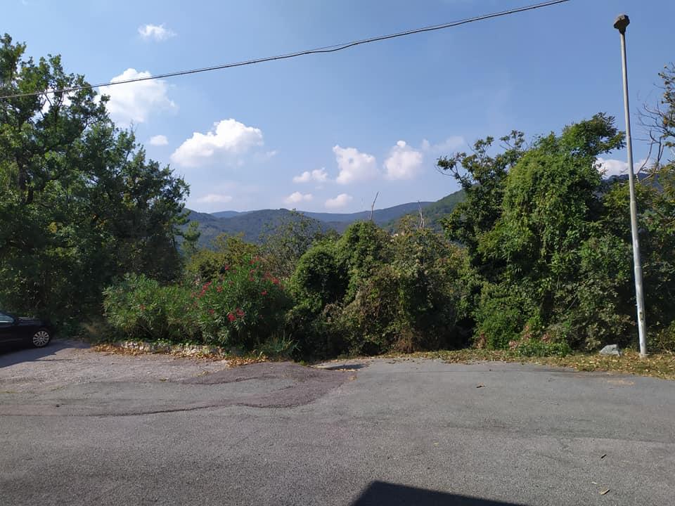 """Vezzi Portio, via Campei """"in stato di abbandono"""": la denuncia di un cittadino"""