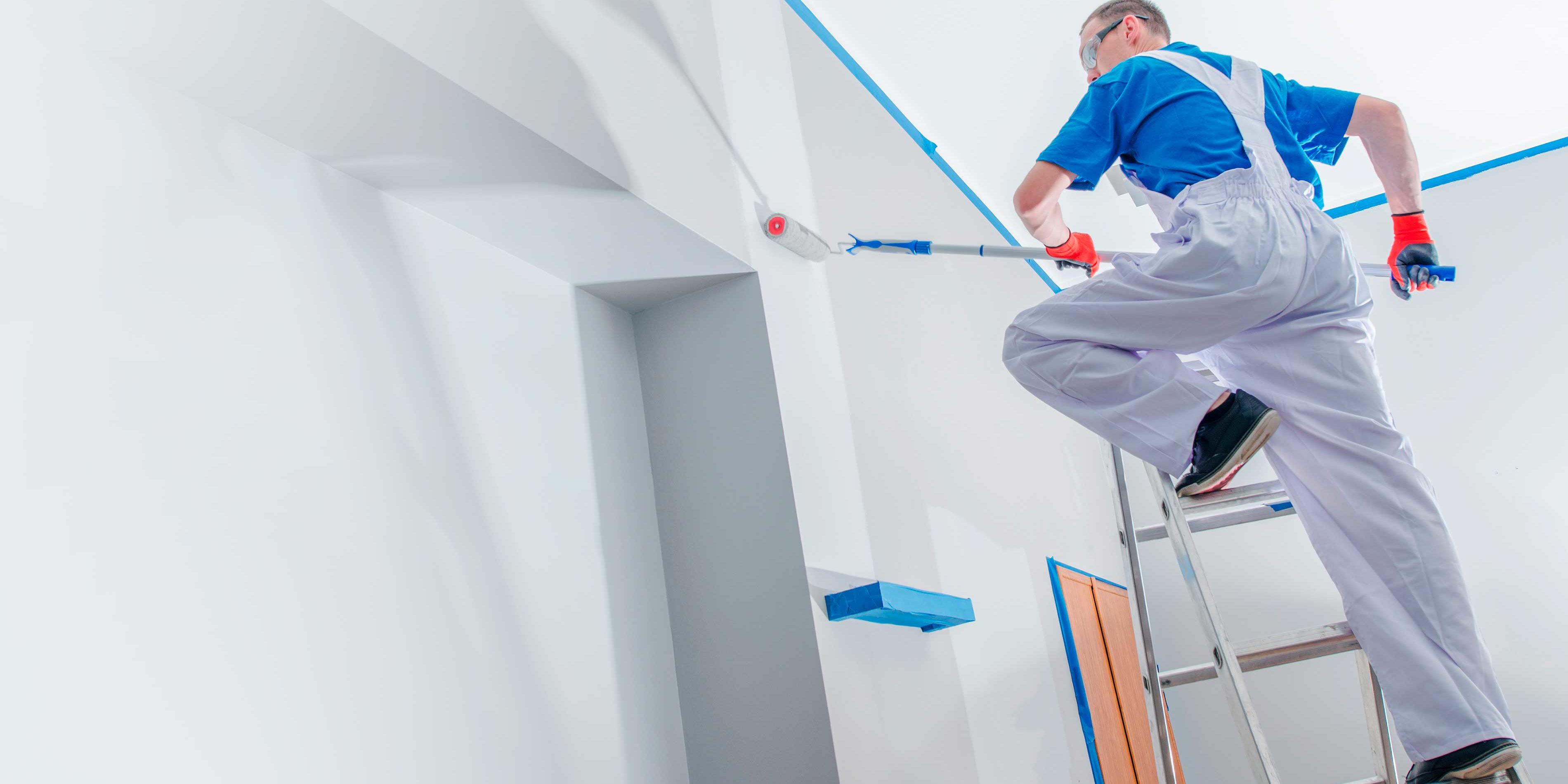 How To Prepare A Room For Professional Painting Spot Painting