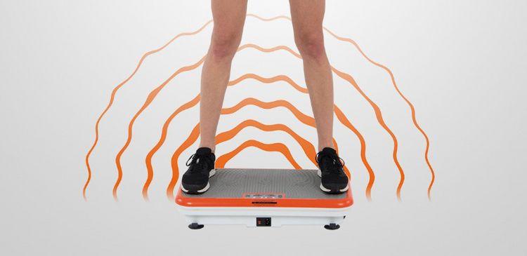 VibroShaper recenzia, skúsenosti - vibračná plošina Gymbit S