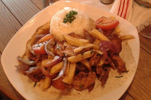 Casa Inka  Peruvian restaurant  Bratislava tips by locals  Spotted by Locals city guide