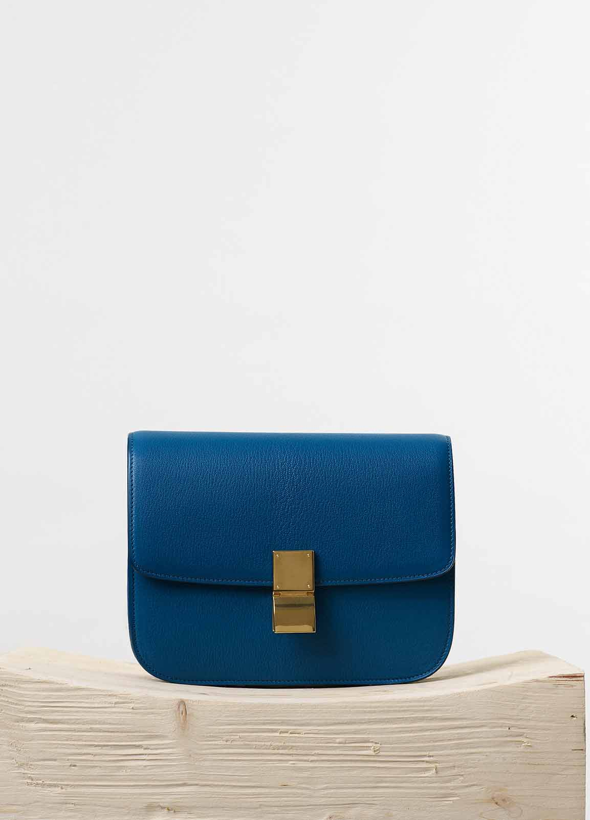 Celine Box Flap Bag Reference Guide Spotted Fashion