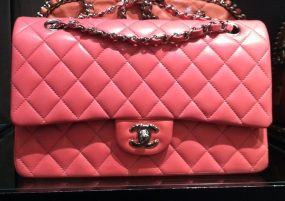 Chanel Pink Bag Reference Guide Spotted Fashion