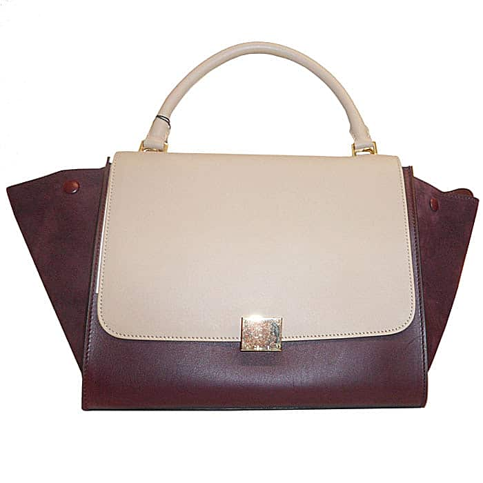 Where to Buy: Celine Trapeze Bags from Winter 2012   Spotted Fashion