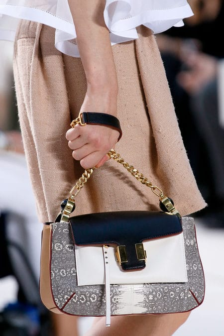 Chloe Bags from the SpringSummer 2013 Runway Collection