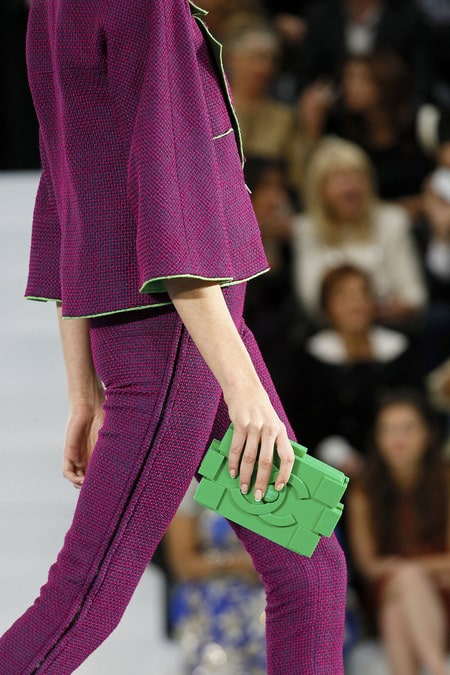 Chanel Bags SpringSummer 2013 Runway Collection  Spotted Fashion