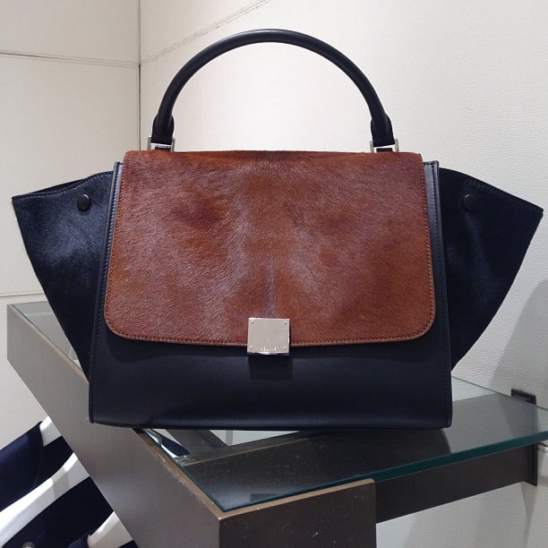 Celine Trapeze Bags For Fall 2013 – Spotted Fashion