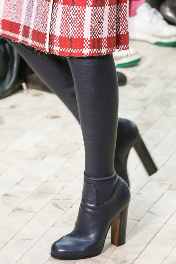 Celine Thigh High Boots from Fall 2013 Runway  Spotted
