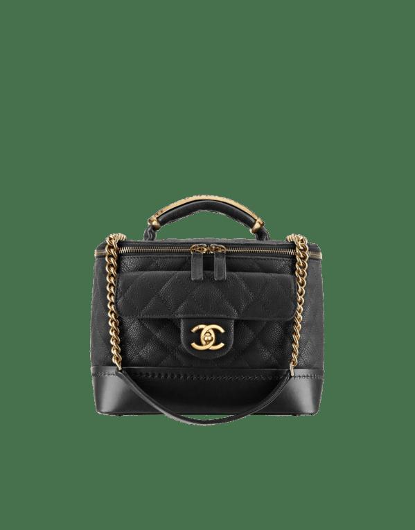 Chanel Globetrotter Vanity Bag