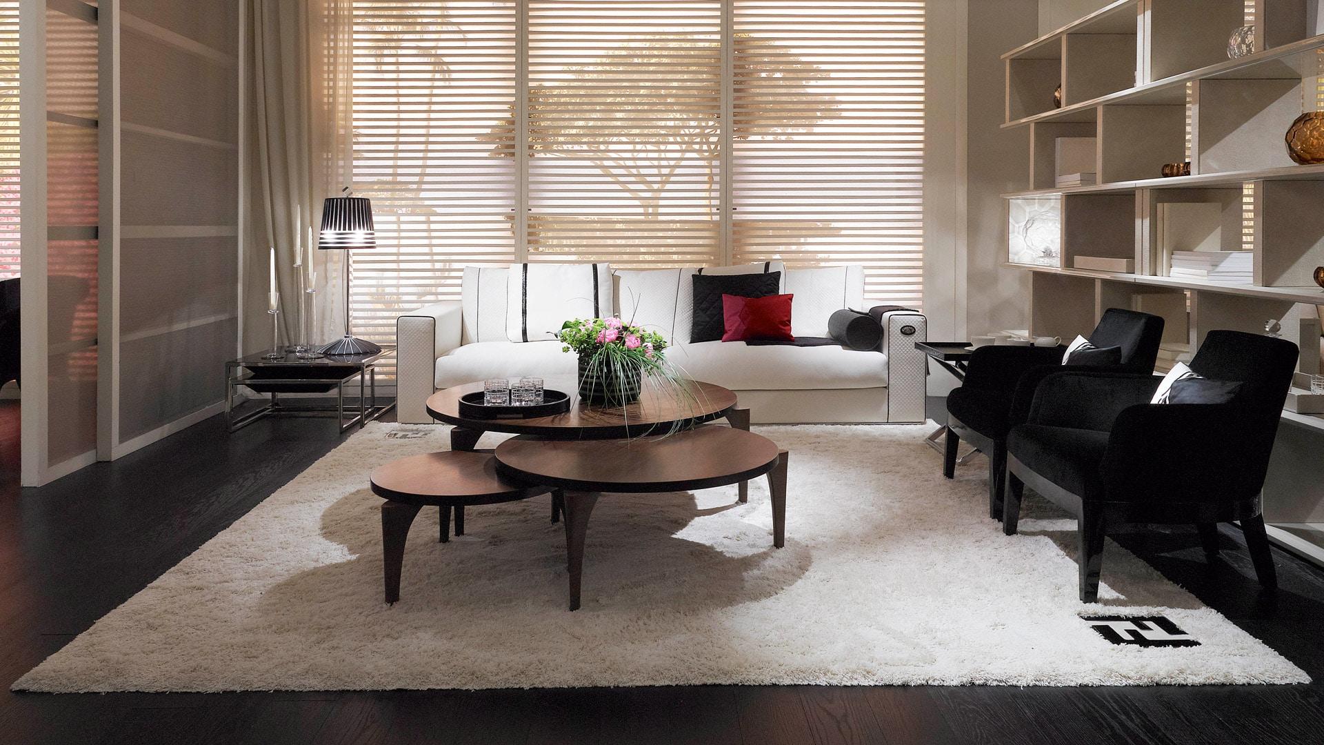 Luxury Interior Design with Fendi Casa  Spotted Fashion
