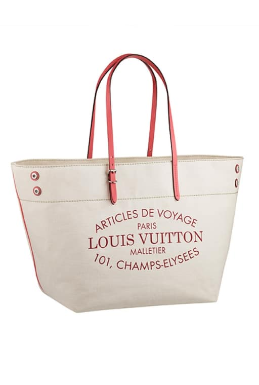 louis vuitton monogram tote bag price