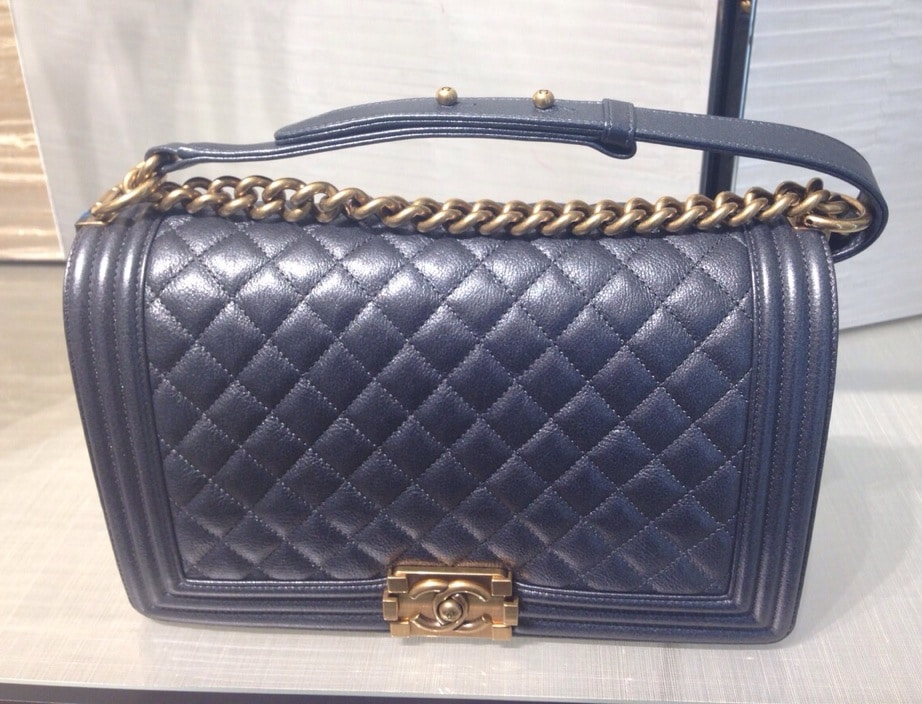 Chanel Boy Bag Price Increase starting from the Cruise 2015 collection – Spotted Fashion