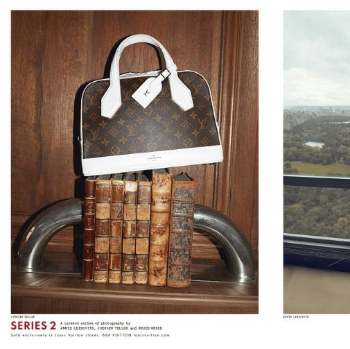 Louis Vuitton Spring 2015 Ad Campaign 2