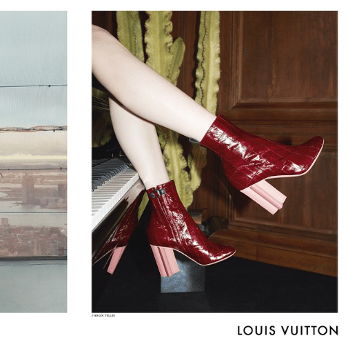 Louis Vuitton Spring 2015 Ad Campaign 6
