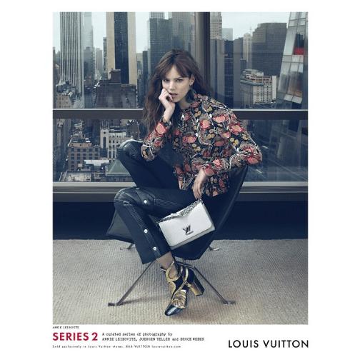 Louis Vuitton Spring 2015 Ad Campaign 8