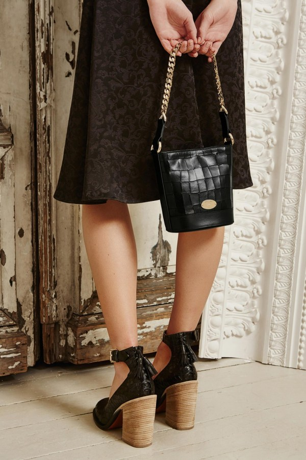 Mulberry Fall 2015 Runway Bag Collection Featuring