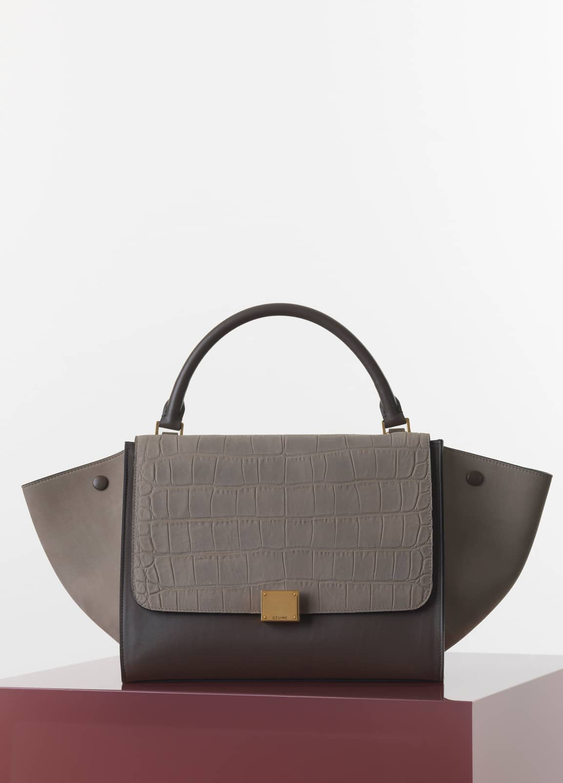 Celine Trapeze Tote Bag Reference Guide   Spotted Fashion