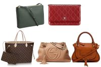 Designer Bags to Resell or Consign in 2016