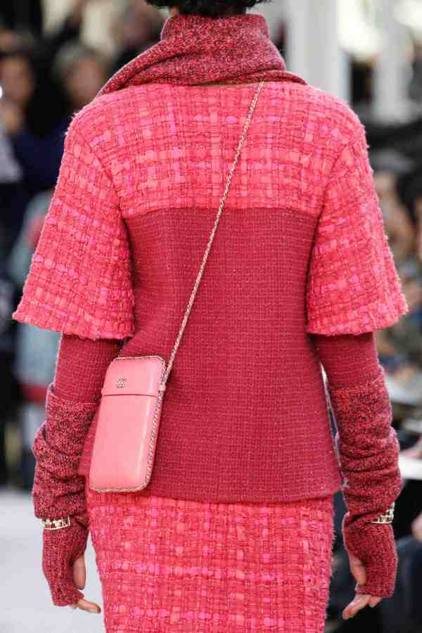 Chanel Fall Winter 2016 Runway Bag Collection Spotted