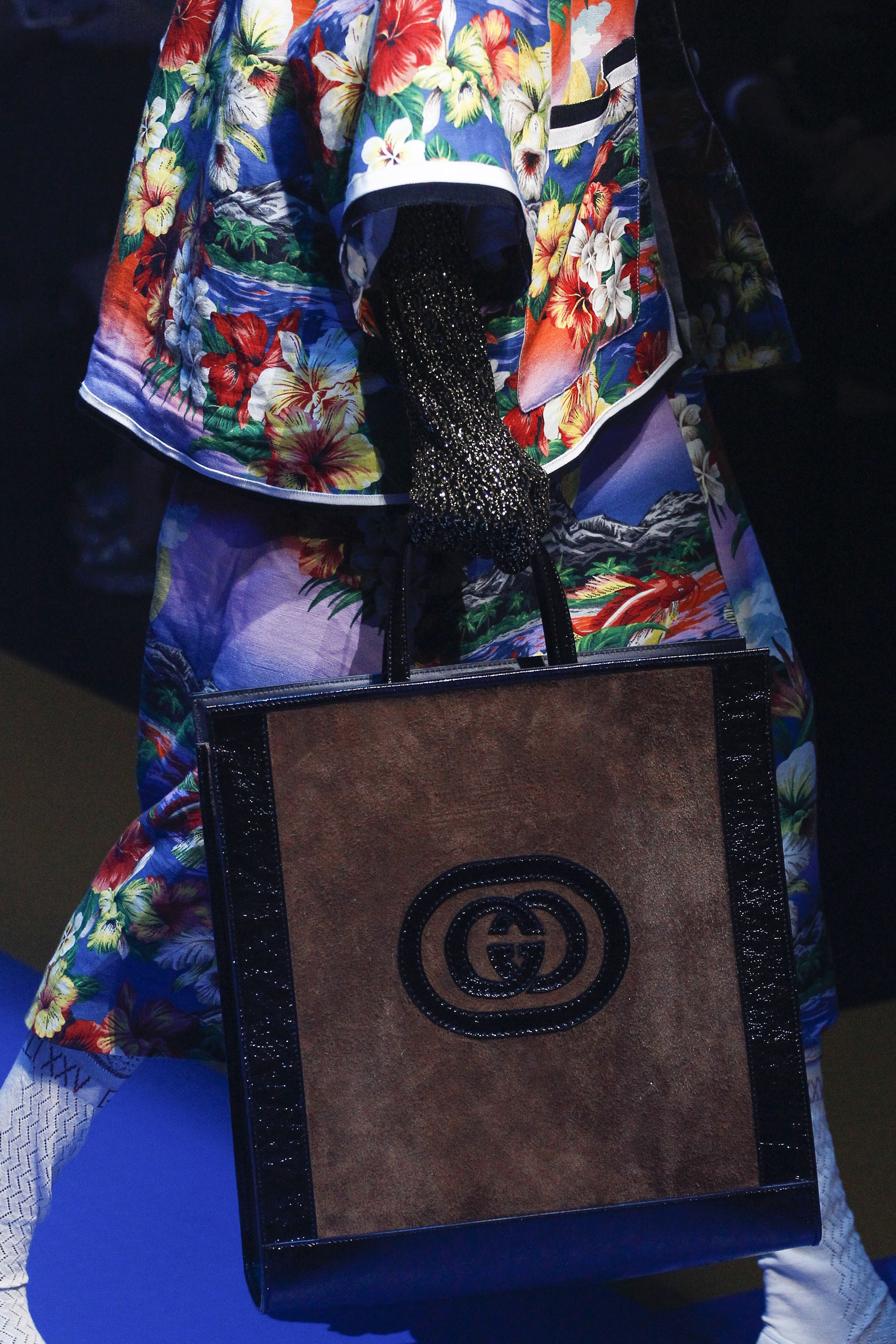 Gucci SpringSummer 2018 Runway Bag Collection  Spotted