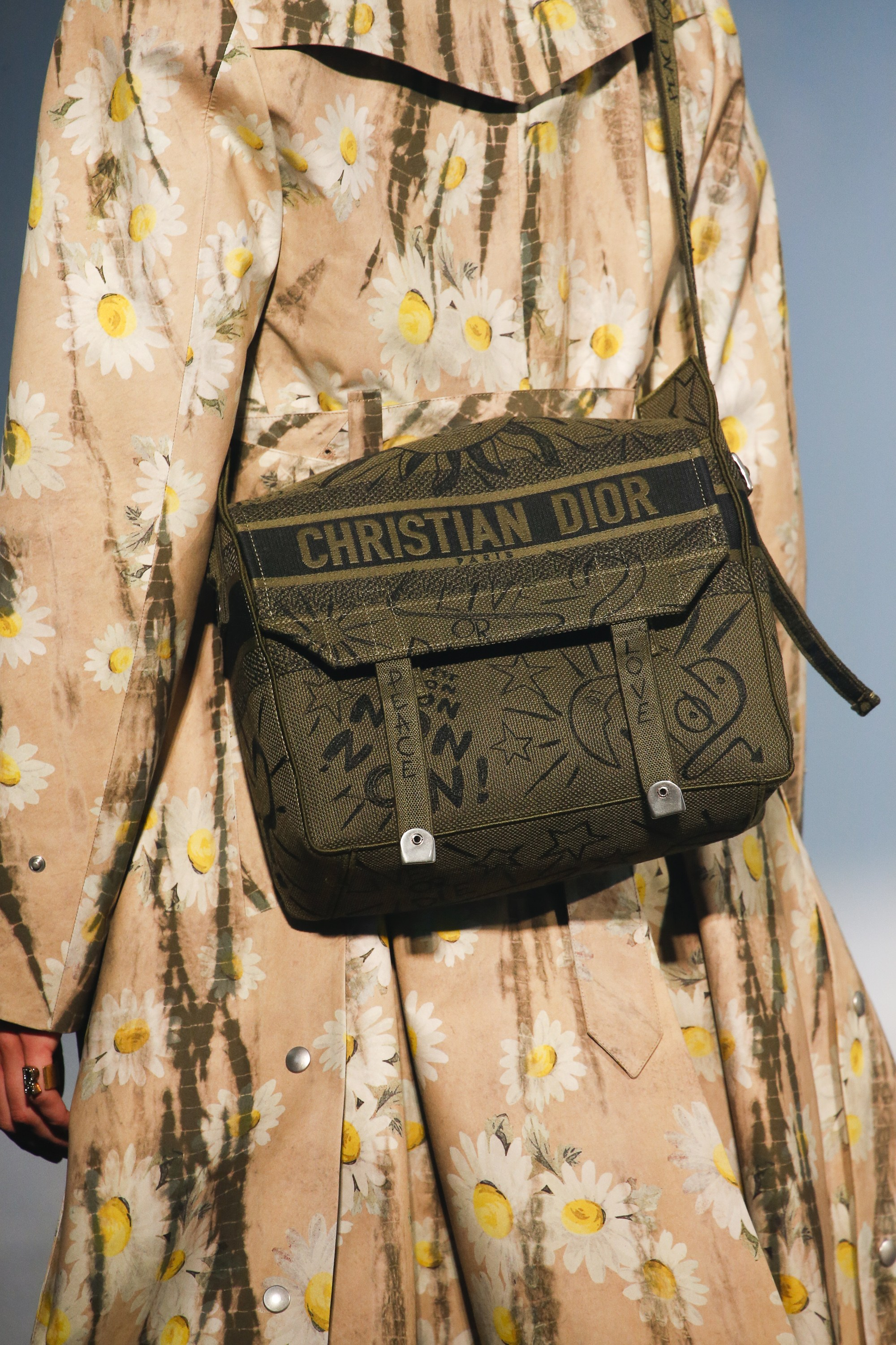 Dior SpringSummer 2019 Runway Bag Collection  Spotted