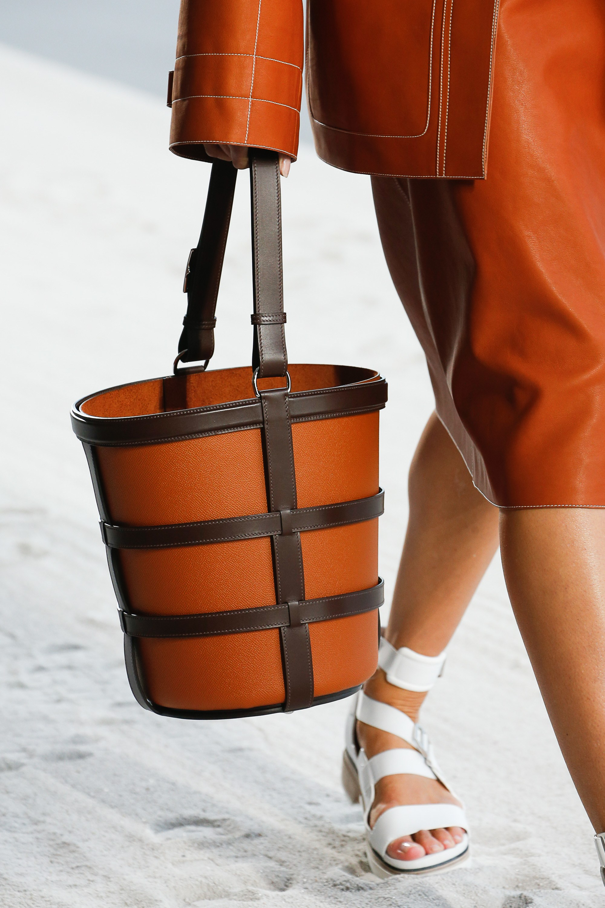 Hermes SpringSummer 2019 Runway Bag Collection  Spotted Fashion