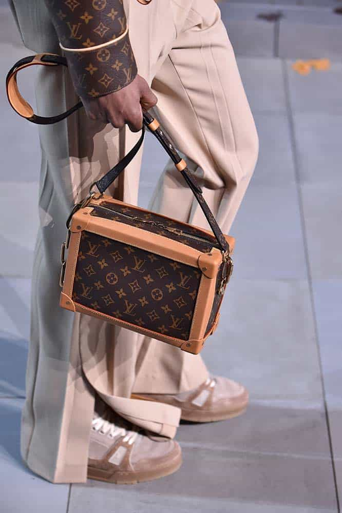 Louis Vuitton Mens FallWinter 2019 Runway Bag Collection  Spotted Fashion