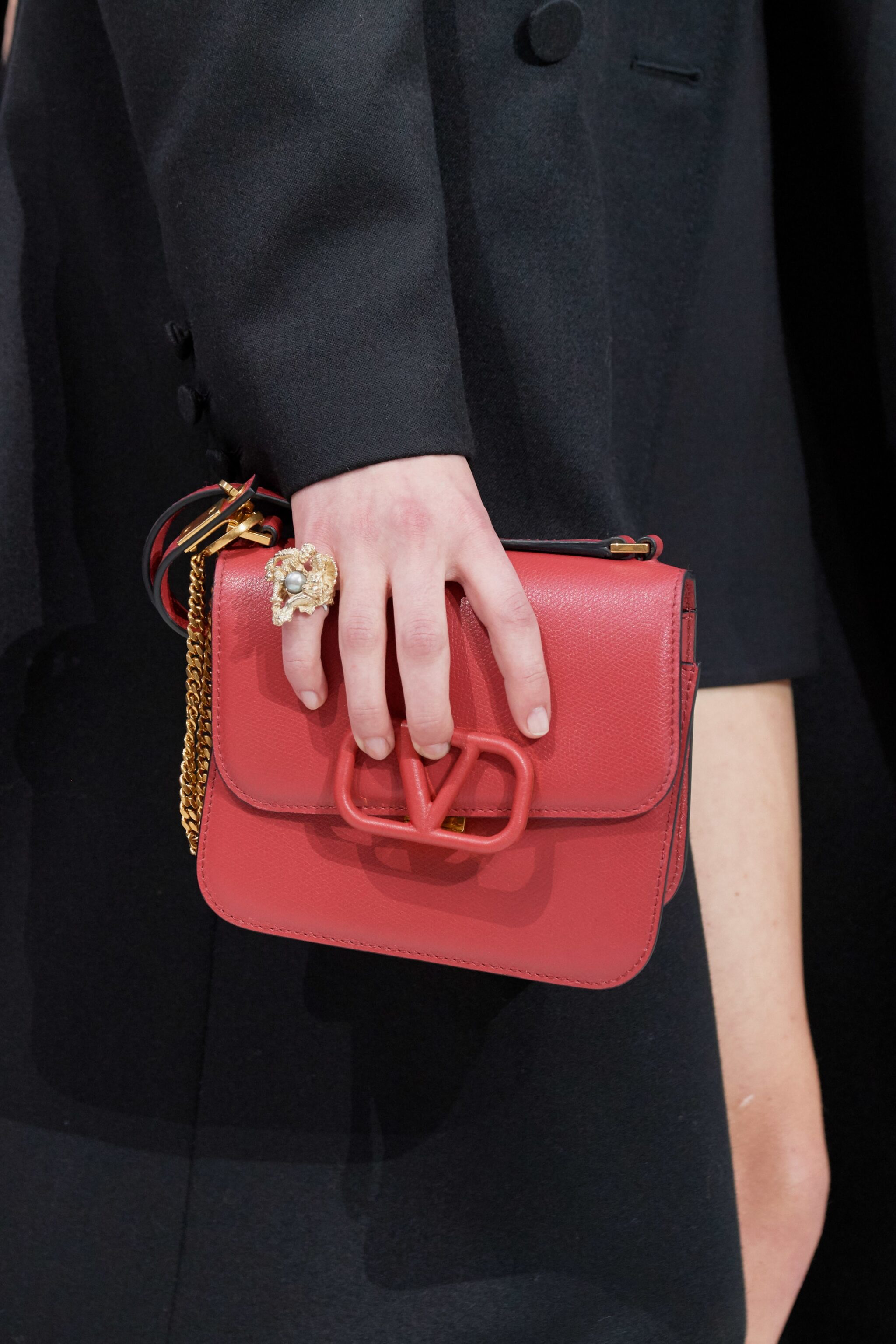 Valentino FallWinter 2019 Runway Bag Collection  Spotted