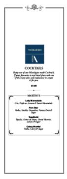 Artboard 1Blue Bar Cocktail
