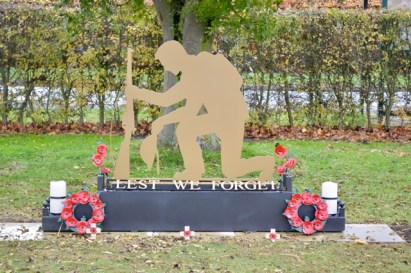 Stableford - Taken at the Royal British Legion Memorial/Littleport