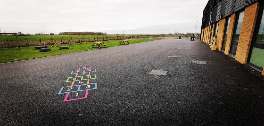 Littleport Highfields Academy needs more play activities (Photo credit: Mark Cooney)