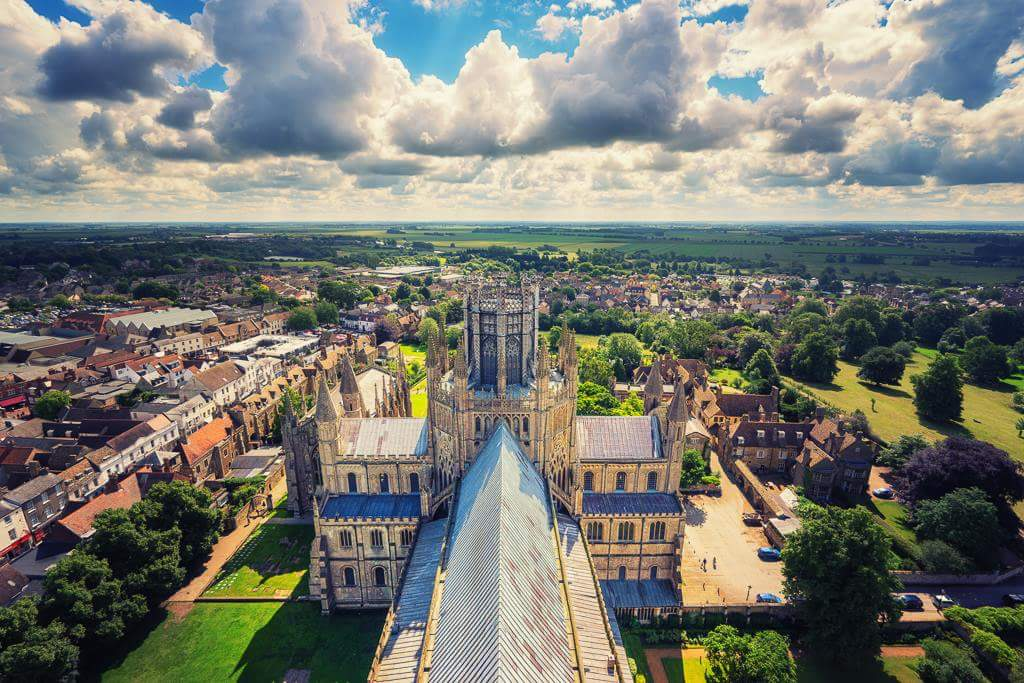New Musical work at Ely Cathedral for 250 local children and an eel