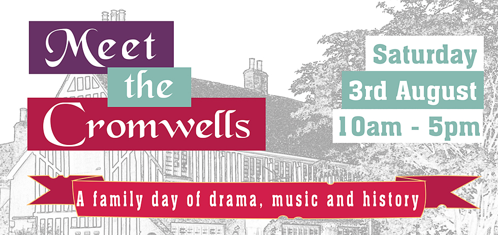 Visit Oliver Cromwell's House this Summer