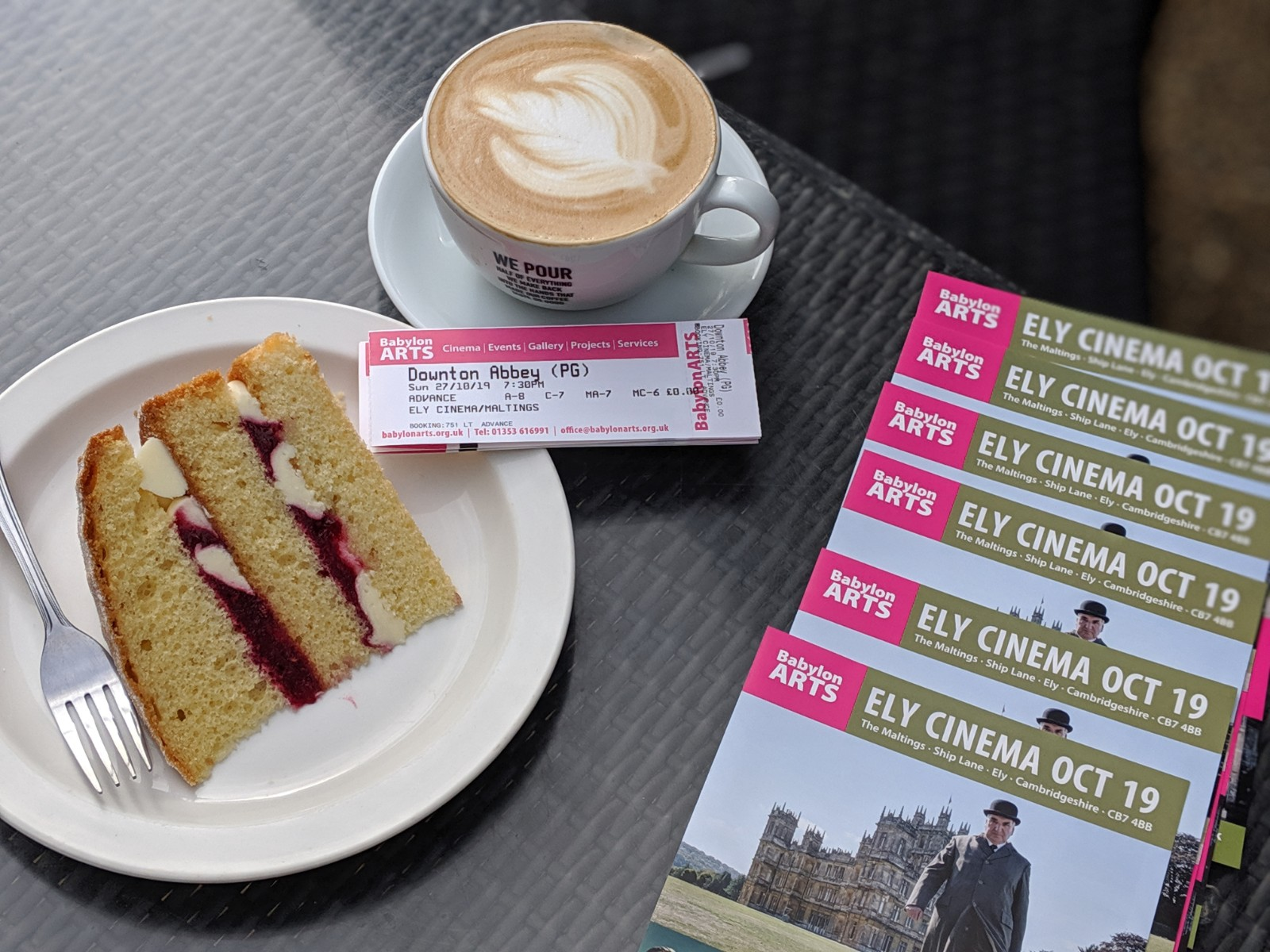 Riverside Bar And Restaurants Team Up  to Support Ely Cinema