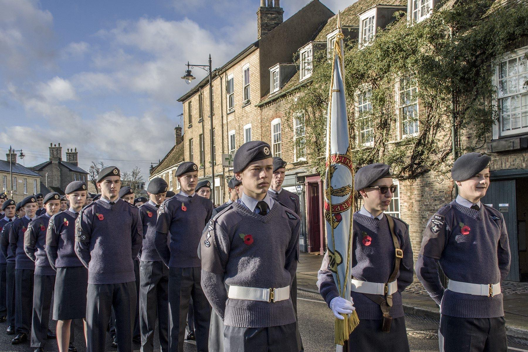 Air Cadets Granted The Freedom of The City of Ely