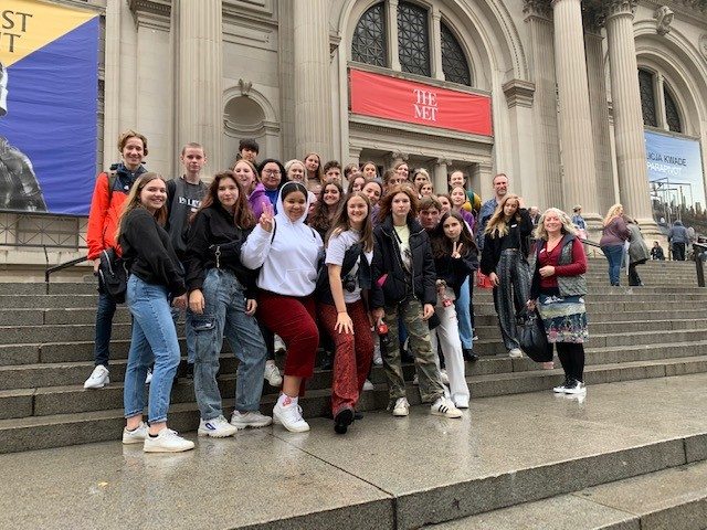 "King's Ely students enjoy ""trip of a lifetime"" to New York City - Spotted in Ely"