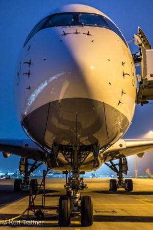 A350 Face to Face