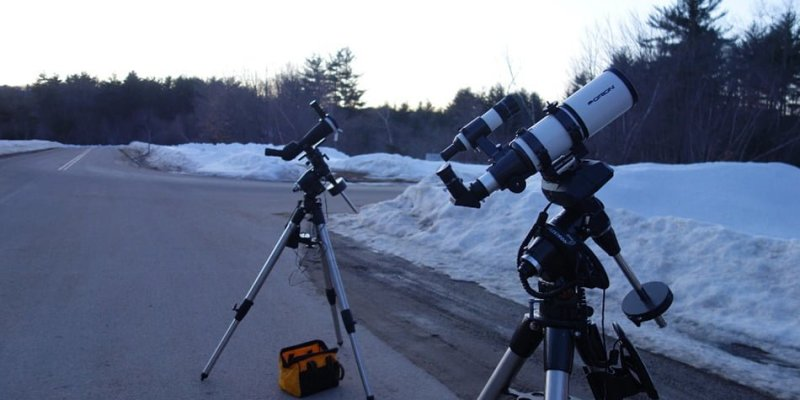 Spotting Scope For Astronomy