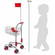 Children's Metal Shopping Trolley, Children's Metal