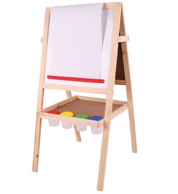 Childrens Easel Double Sided