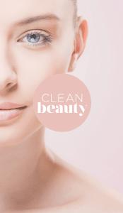 Application Clean Beauty pour vérifier l'innocuité des produits et des ingrédients.