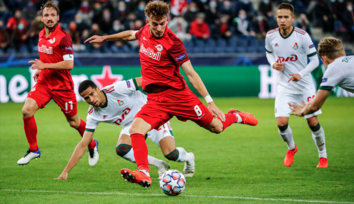 Lok Moscow Red Bull Salzburg Champions League Live On Tv Today Live Stream Live Ticker De24 News English